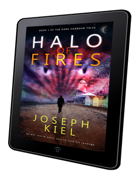 halo of fires by joseph kiel